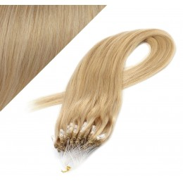 40cm Micro ring/easy loop haare REMY - naturblond