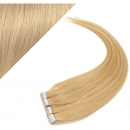 50cm Tape in Haare REMY - naturblond