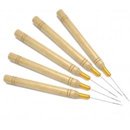 Holzhaken für die Micro Ring Methode - 5stk