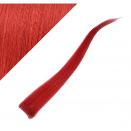 Remy Clip-In Strähne 50cm - rot
